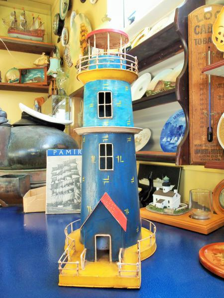 Purchase Lighthouse Tinplate Hand Crafted Unique Online